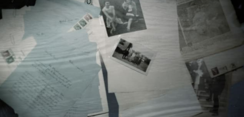 Photo des documents en possession de François Rochette.